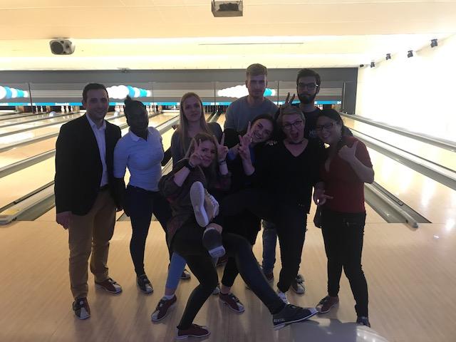 Sortie Bowling Promotion BTS BANQUE 2ème année