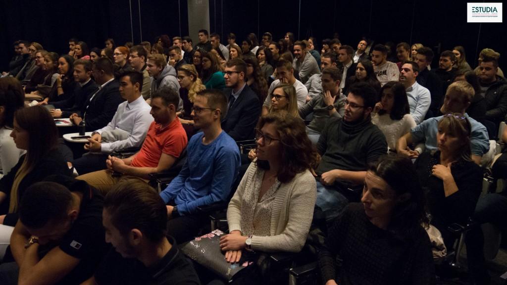 Photos Séance inaugurale ESTUDIA – Octobre 2016