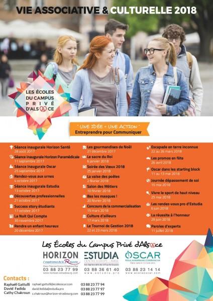 Programme VAC 2018