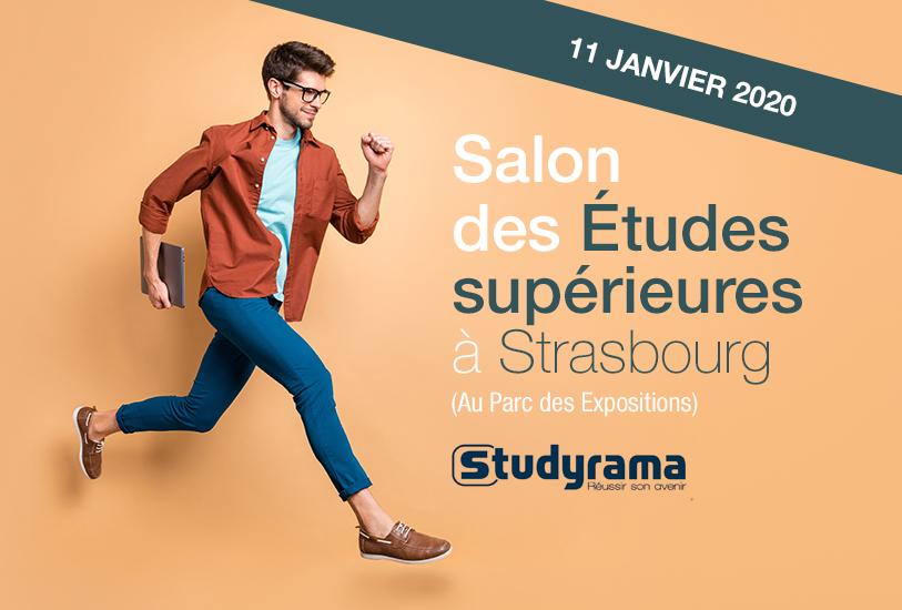 Salon des Études Supérieures – Janvier 2020